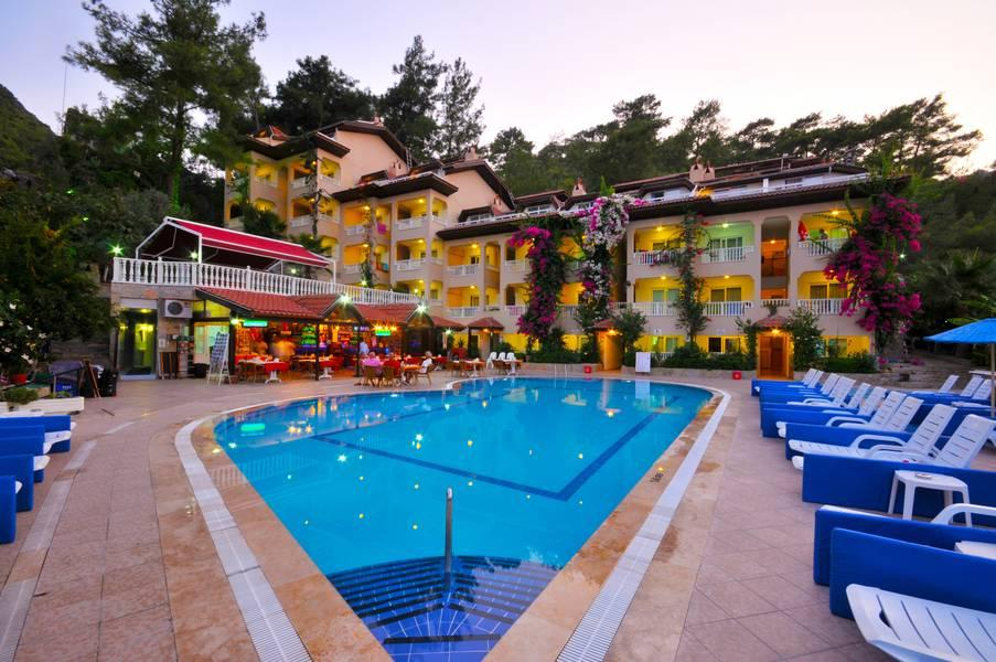 Holidays at Oren Hill Aparthotel in Icmeler, Dalaman Region