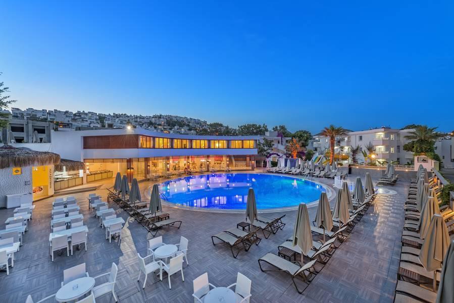 Holidays at Bendis Beach Hotel in Akyarlar, Turgutreis