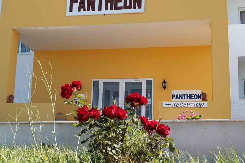 Holidays at Pantheon Studios and Apartments in Kefalos, Kos