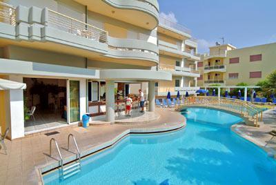 Holidays at Angela Hotel in Kos Town, Kos