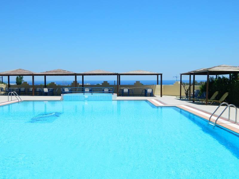 Holidays at Telhinis Hotel in Faliraki, Rhodes