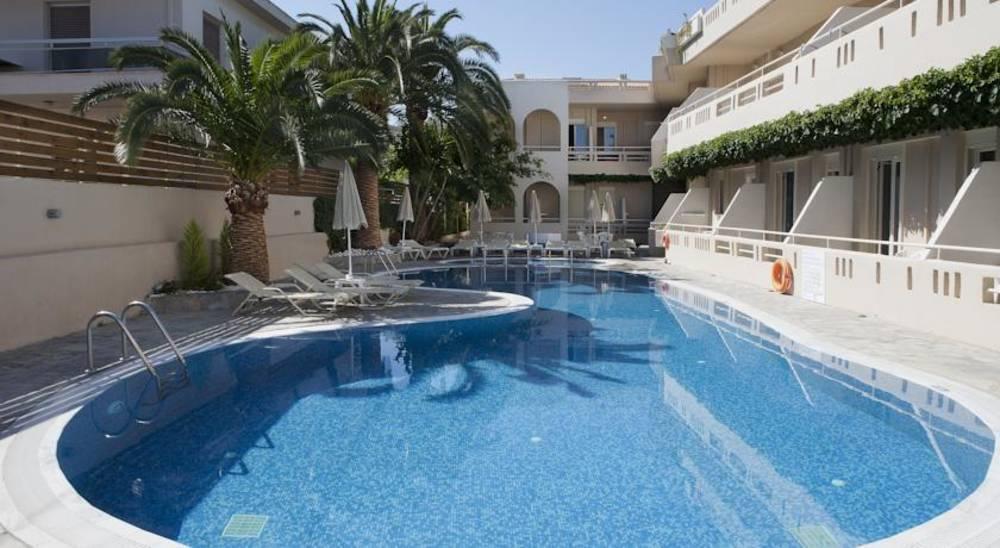 Holidays at Axos Hotel in Platanias Rethymnon, Rethymnon