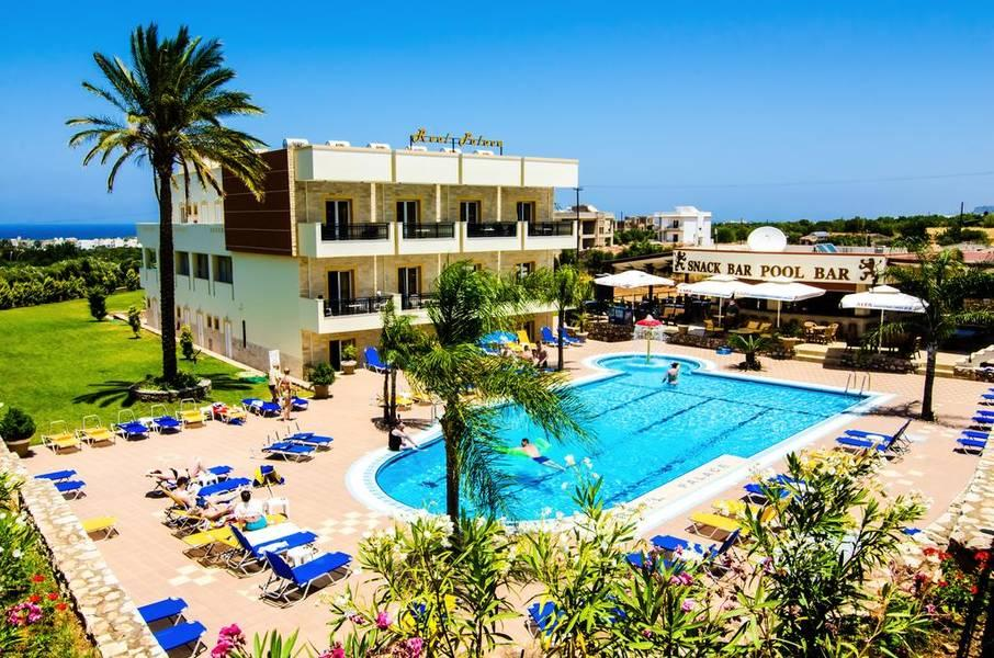Holidays at Real Palace Studios in Malia, Crete