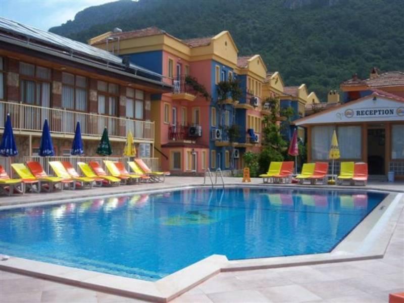 Holidays at Turk Hotel in Olu Deniz, Dalaman Region