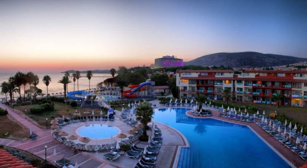 Holidays at Ephesia Holiday Beach Club Hotel in Kusadasi, Bodrum Region