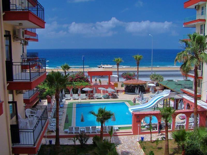 Holidays at Astor Beach Hotel in Mahmutlar, Alanya