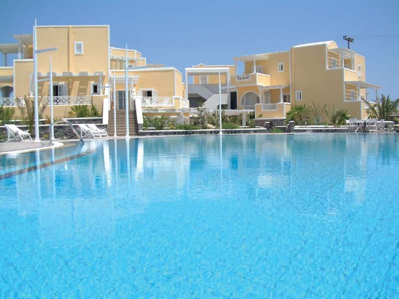 Holidays at Orizontes Hotel in Fira, Santorini