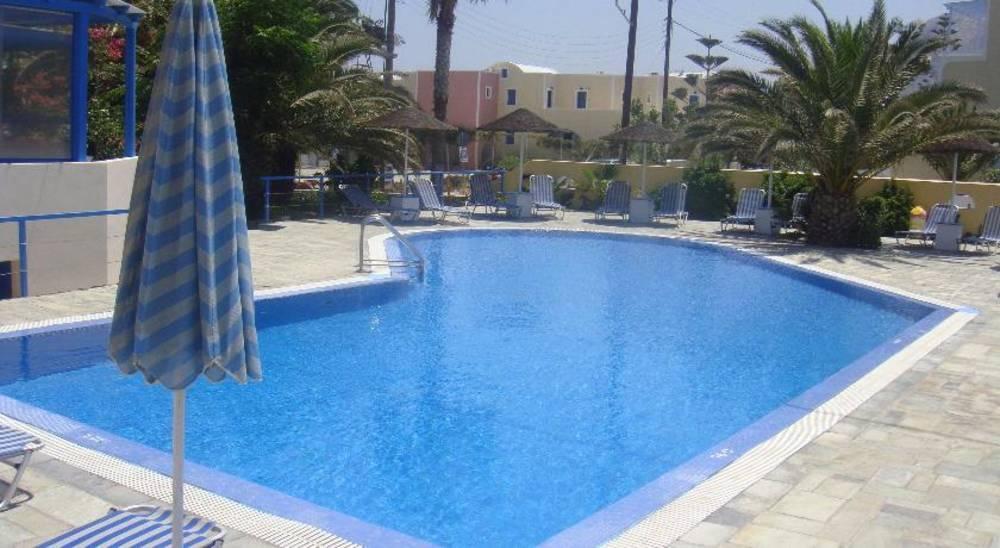 Holidays at Avra Santorini Hotel in Kamari, Santorini
