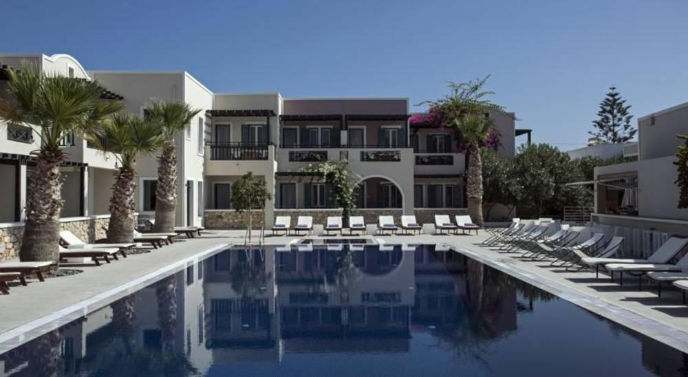 Holidays at Rose Bay Hotel in Kamari, Santorini