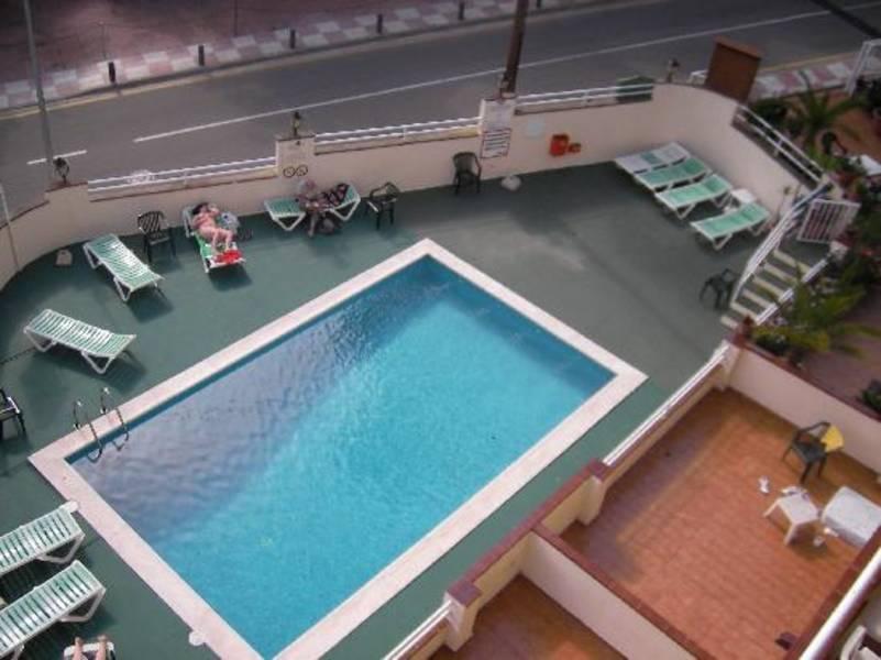 Holidays at Eva Apartments in Lloret de Mar, Costa Brava