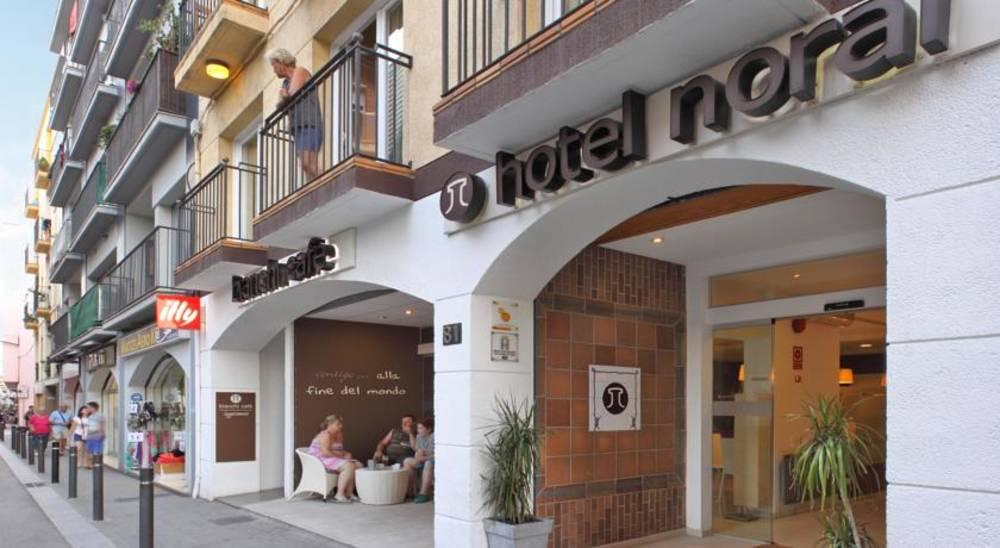 Holidays at Norai Hotel in Lloret de Mar, Costa Brava