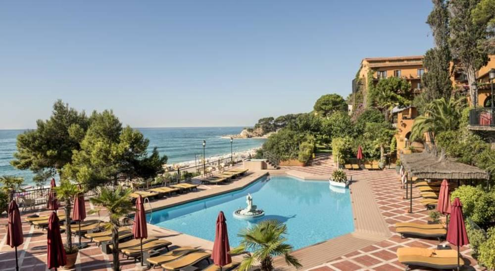 Holidays at Rigat Park & Spa Hotel in Lloret de Mar, Costa Brava