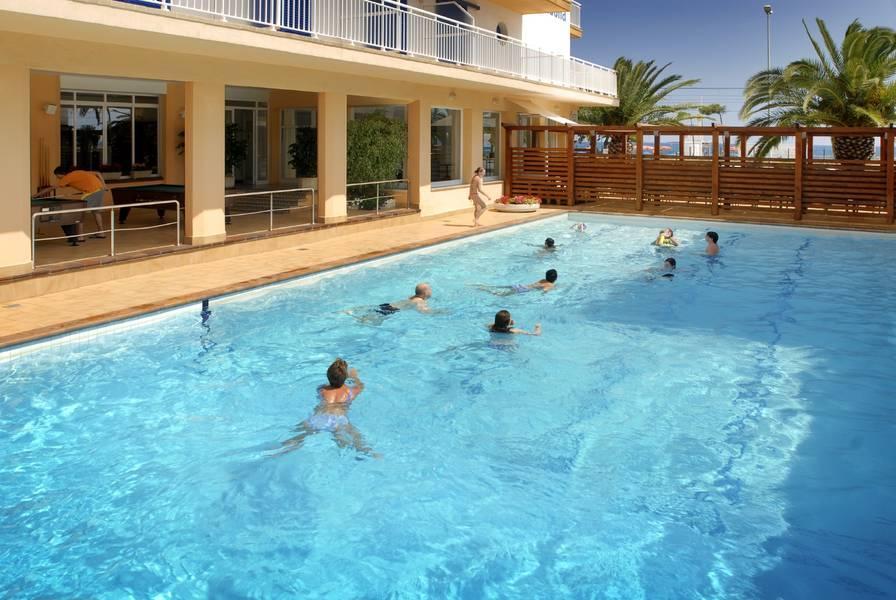 Holidays at Sorrabona Hotel in Pineda de Mar, Costa Brava