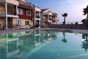 Holidays at Beach Villas Hotel in Altinkum, Bodrum Region