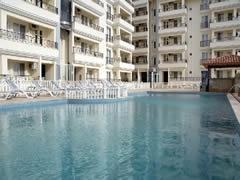 Holidays at Aegean Park Aparthotel in Altinkum, Bodrum Region