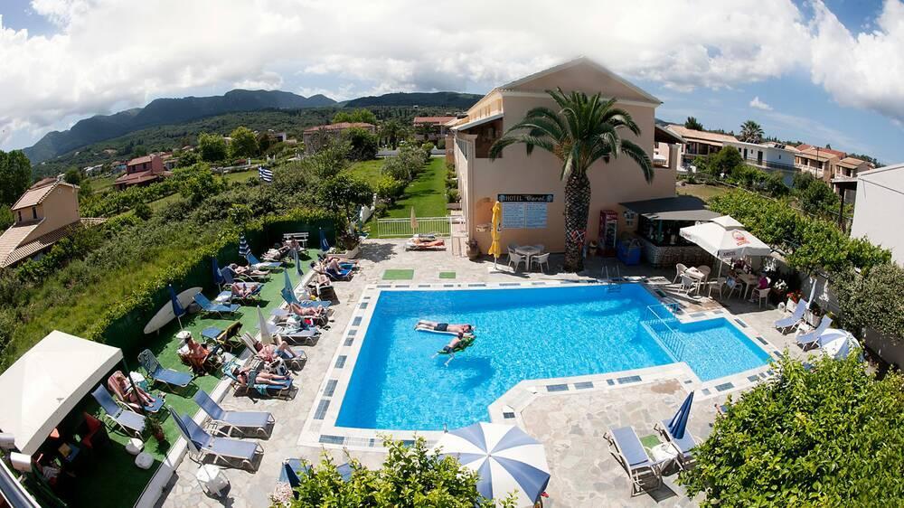 Holidays at Coral Hotel in Roda, Corfu