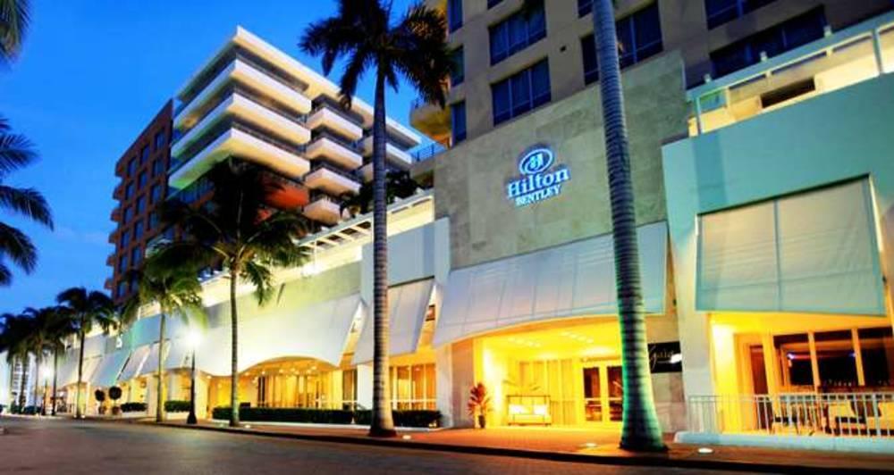 Holidays at Hilton Bentley Miami Beach Hotel in Miami Beach, Miami