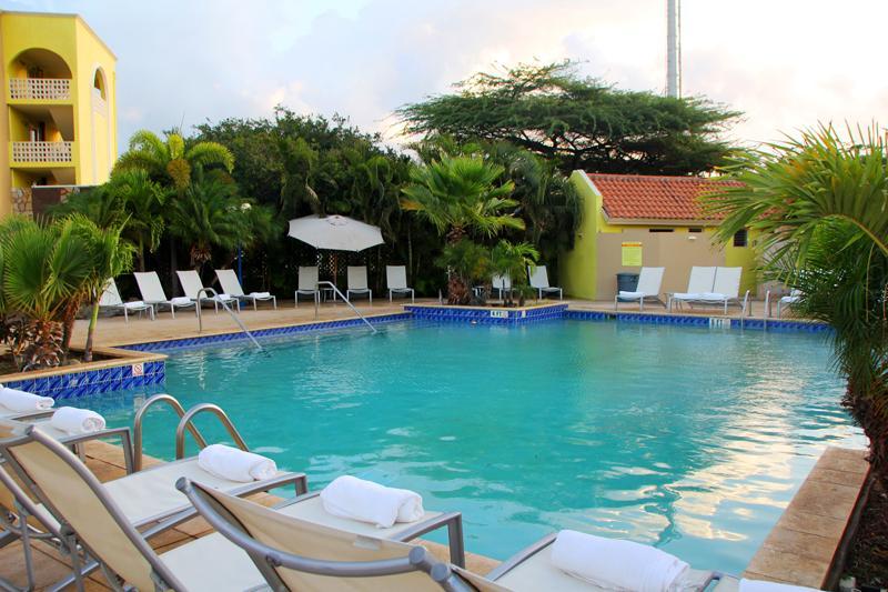 Holidays at Brickell Bay Beach Club in Aruba, Aruba