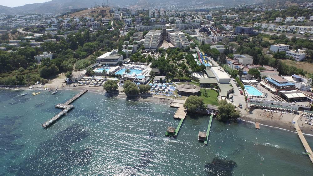 Holidays at Golden Age Hotel in Yalikavak, Bodrum Region