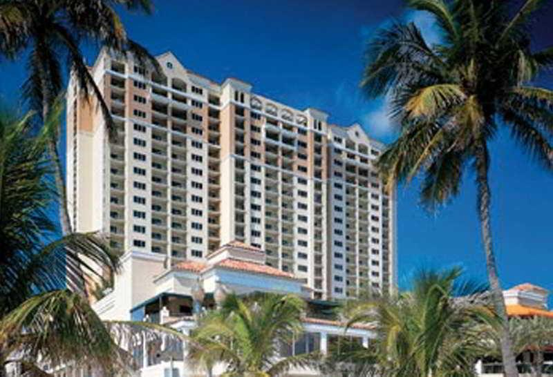 Holidays at Beachplace Towers By Marriott Hotel in Fort Lauderdale, Florida