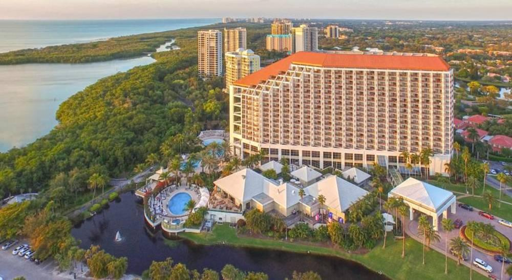Holidays at Naples Grande Beach Resort in Naples Beach, Florida