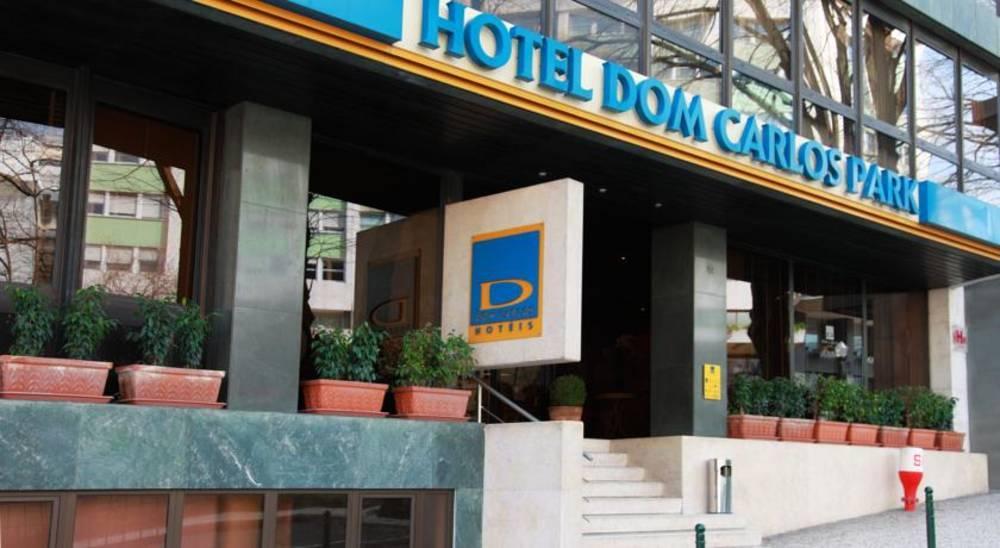 Holidays at Dom Carlos Park Hotel in Lisbon, Portugal