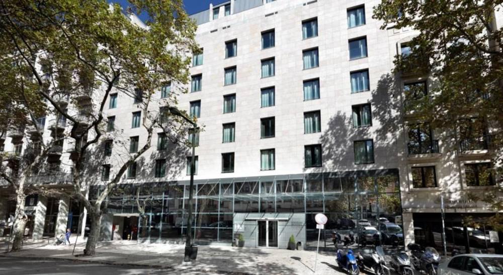 Holidays at Eurostars Das Letras Hotel in Lisbon, Portugal