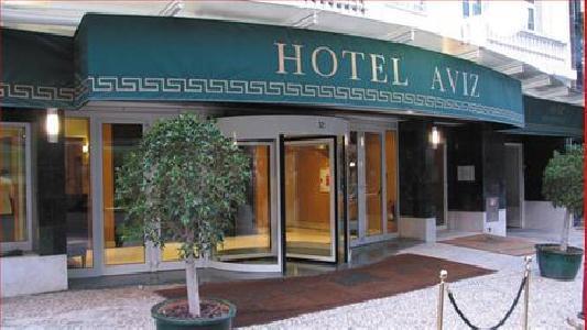 Holidays at Aviz Hotel in Lisbon, Portugal