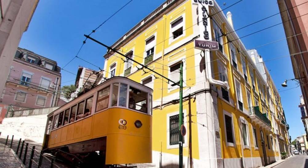 Holidays at Turim Suisso Atlantico Hotel in Lisbon, Portugal