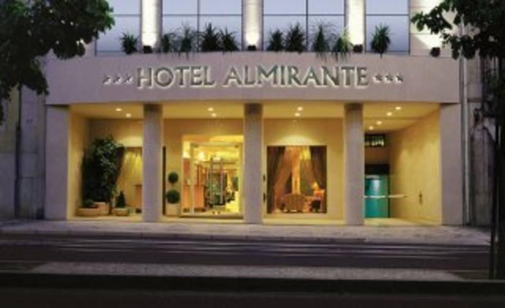 Holidays at Almirante Hotel in Lisbon, Portugal