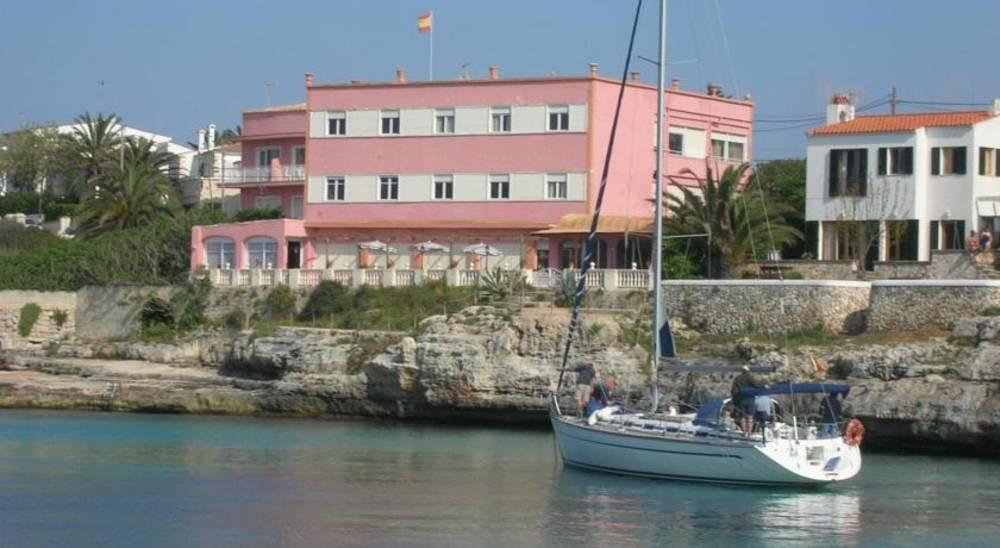 Holidays at Cala Bona Mar Blava Hotel in Ciutadella, Menorca