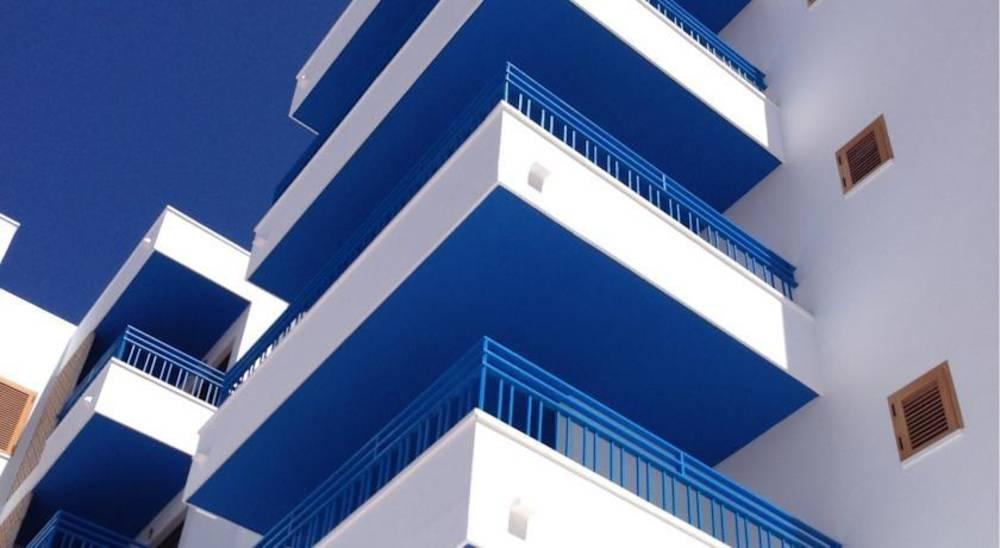 Poseidon II Apartments, Playa d'en Bossa, Ibiza, Spain ...