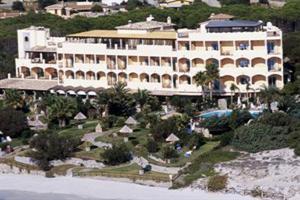 Holidays at Stella Maris Hotel in Villasimius, Sardinia