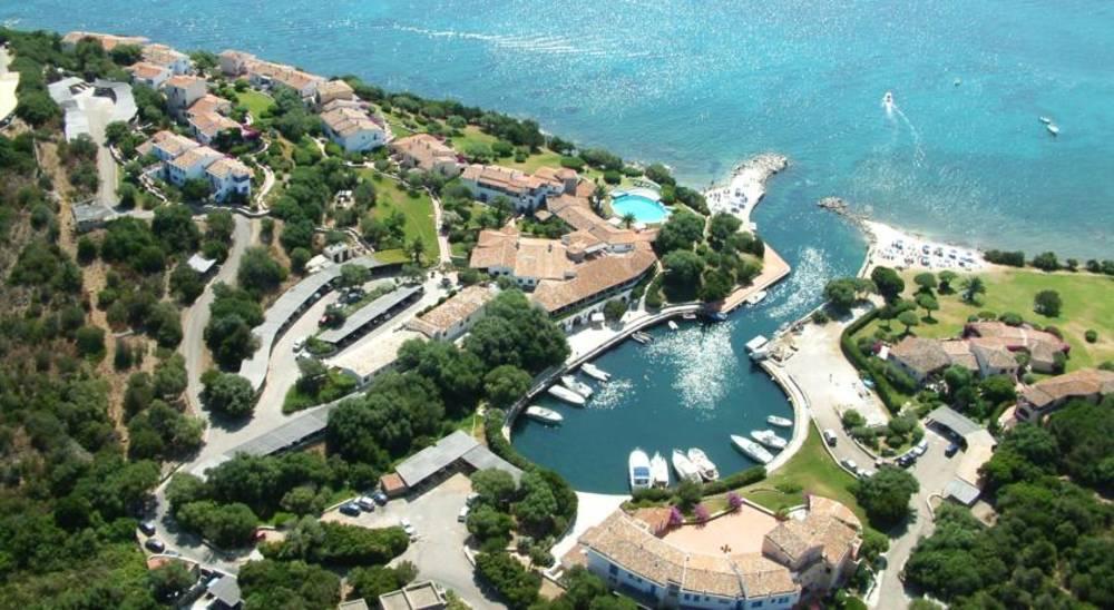 Holidays at Domina Palumbalza Hotel in Porto Rotondo, Sardinia