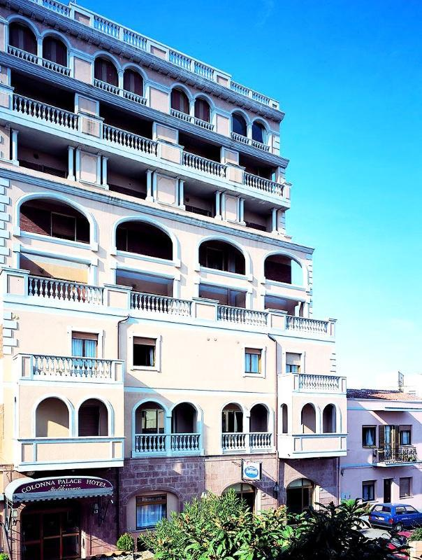 Colonna Palace Hotel Mediterraneo Colonna Palace Hotel