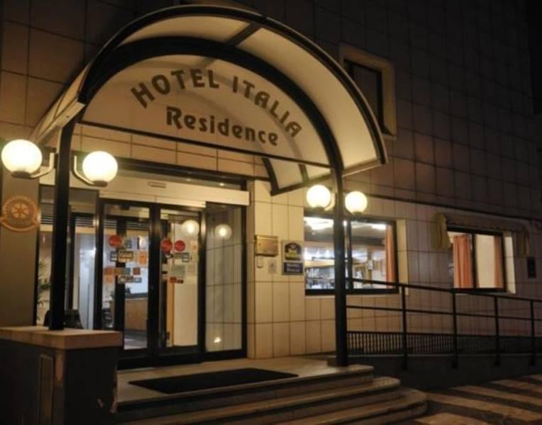 Holidays at Residence Italia Hotel in Cagliari, Sardinia