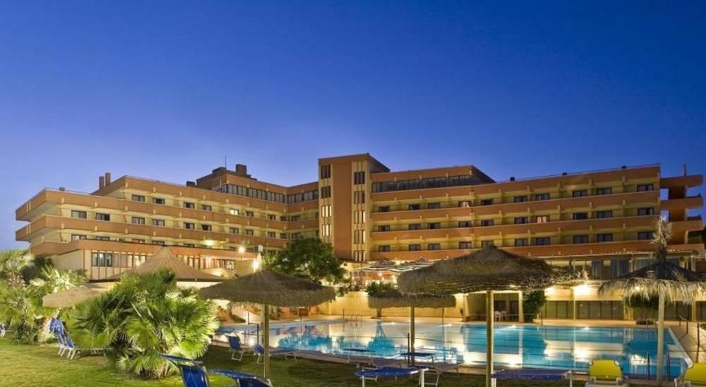 Holidays at Setar Hotel in Cagliari, Sardinia