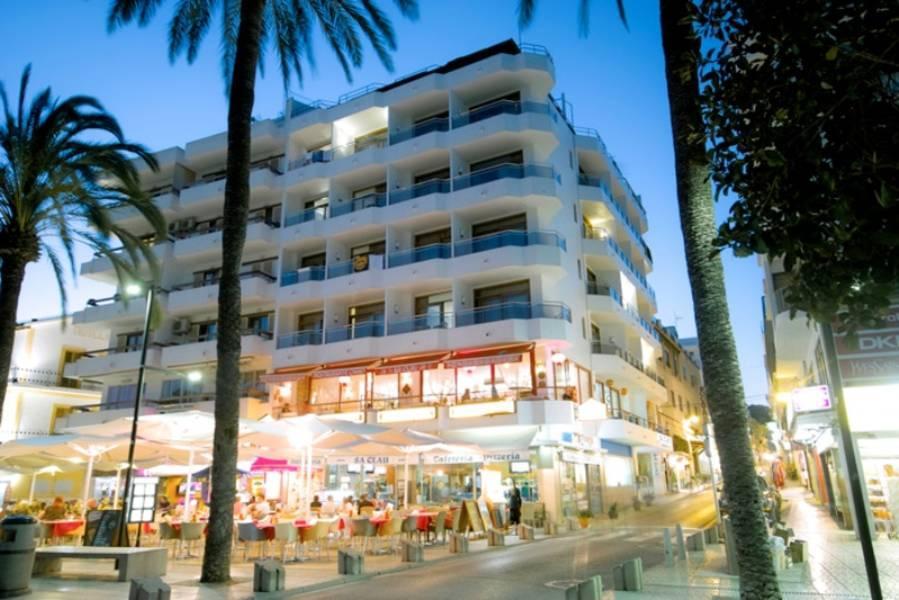 Holidays at Sa Clau Apartments in San Antonio, Ibiza