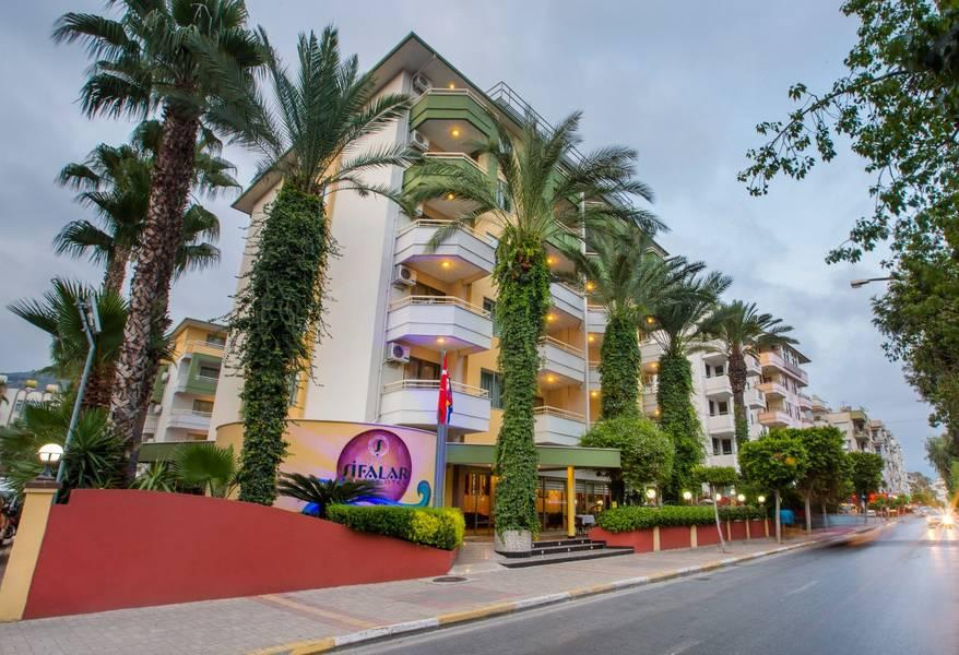 Holidays at Sifalar Aparthotel in Alanya, Antalya Region