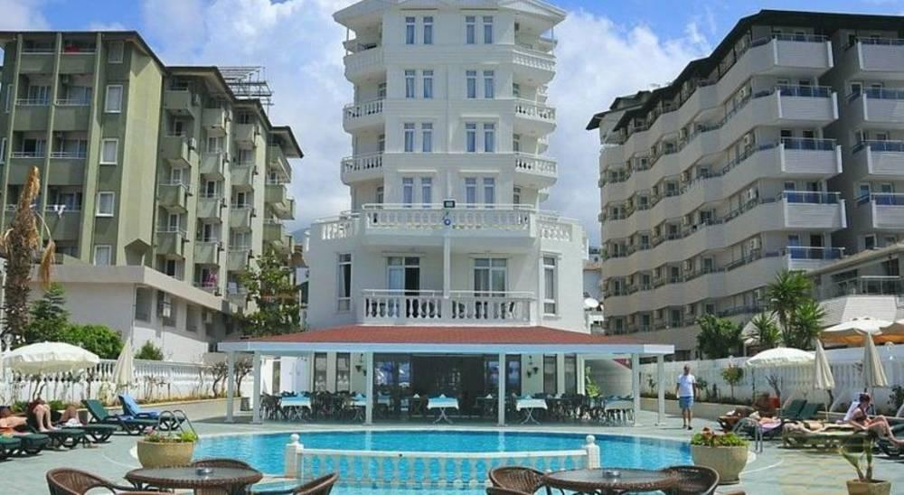 Holidays at Azak Hotel in Alanya, Antalya Region