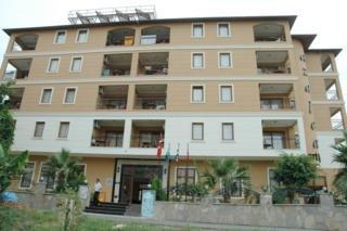 Holidays at Azalea Aparthotel in Alanya, Antalya Region