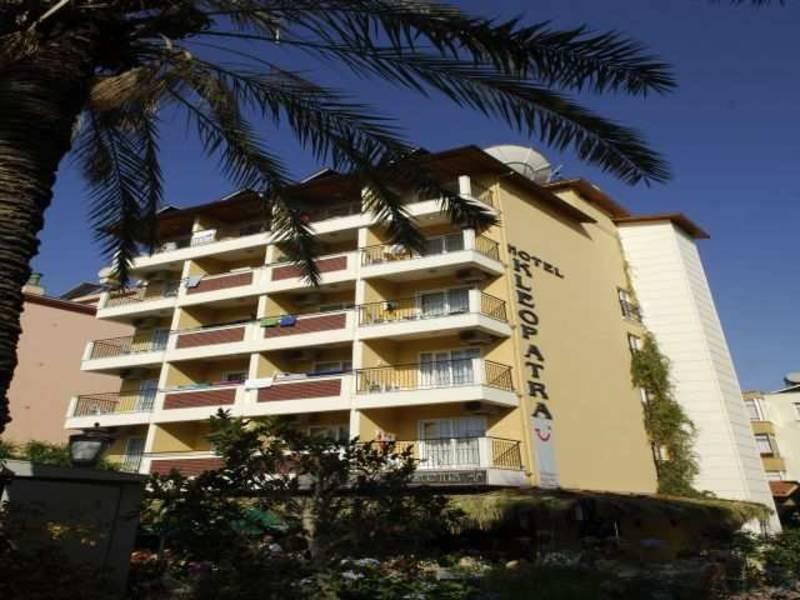Holidays at Kleopatra Hotel in Alanya, Antalya Region