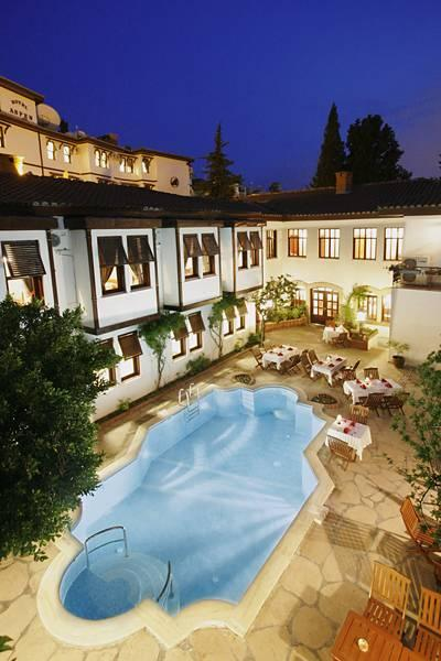Holidays at Aspen Boutique Hotel in Kaleici, Antalya