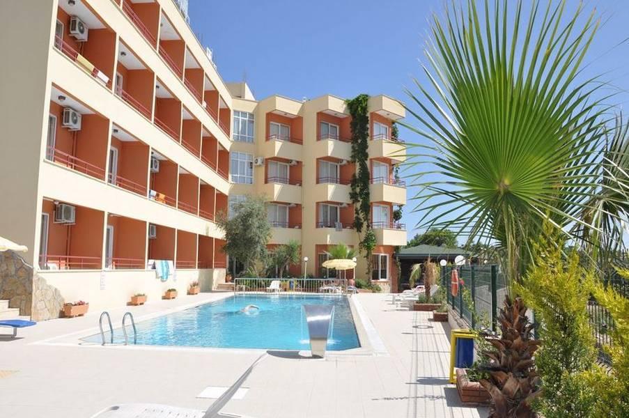 Holidays at Side Kervan Hotel in Side, Antalya Region