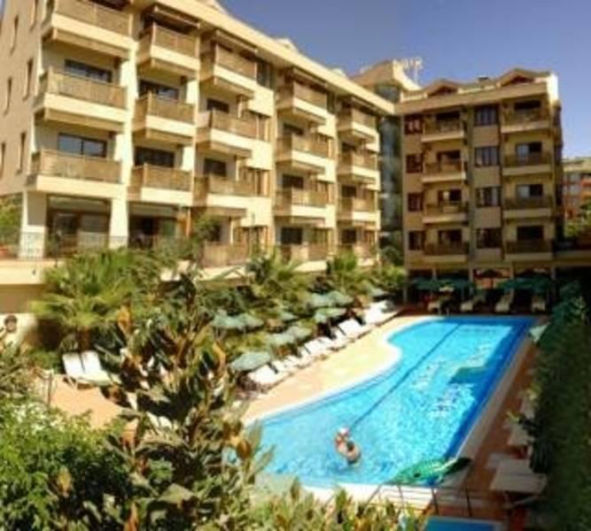 Holidays at Sun Beach Park Hotel in Side, Antalya Region