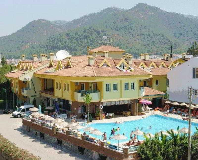 Holidays at Akasya Apartments in Marmaris, Dalaman Region