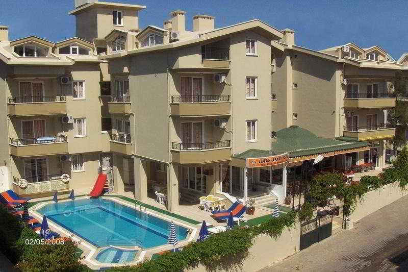 Holidays at Liman Apartments in Marmaris, Dalaman Region