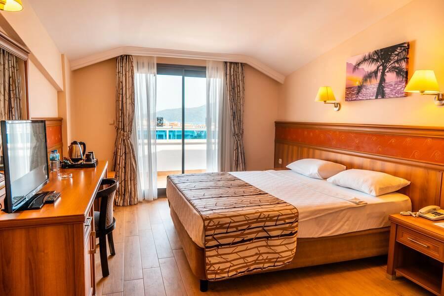 Green Nature Resort And Spa Hotel Marmaris Dalaman Region Turkey
