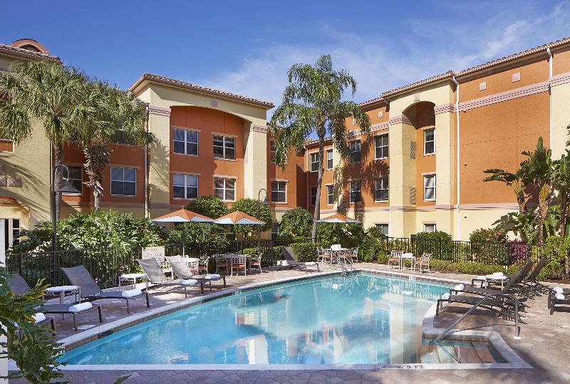 Holidays at Marriott Residence Inn in Naples Beach, Florida