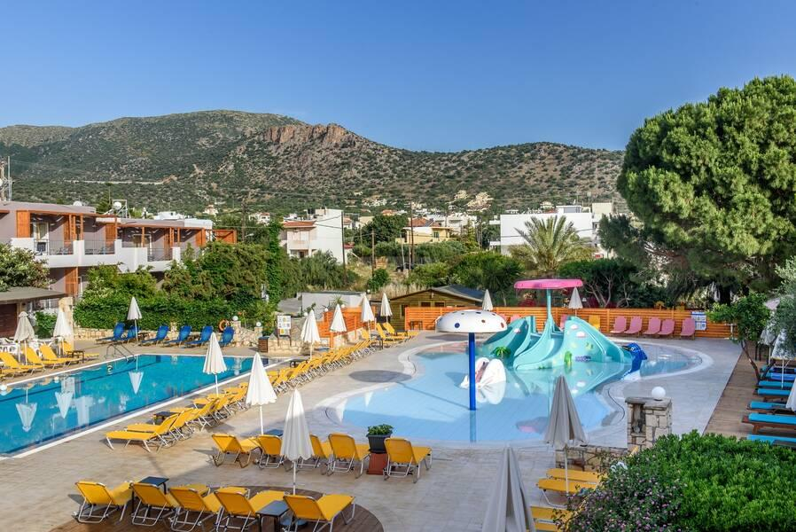 Holidays at Katrin Hotel and Bungalows in Stalis, Crete
